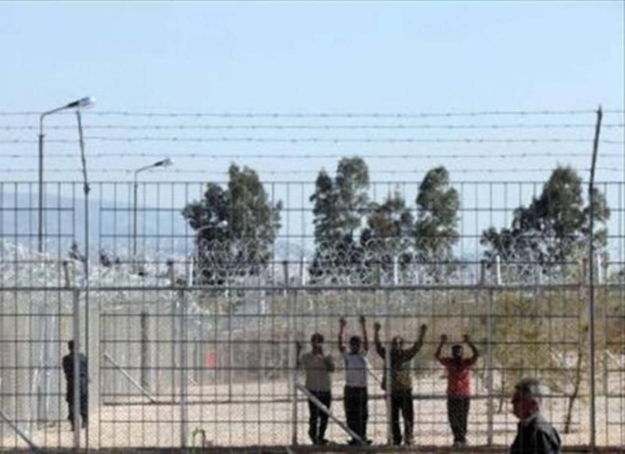 Νόμιμη η λειτουργία του κέντρου λαθρομεταναστών στην Αμυγδαλέζα