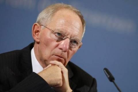 Σόιμπλε: Η Ελλάδα να τηρήσει τις δεσμεύσεις, αν θέλει ευρώ