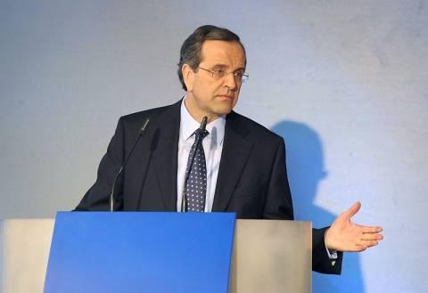 Α.Σαμαράς: Δεν θα δεχθώ την έξοδο της Ελλάδος από το Ευρώ