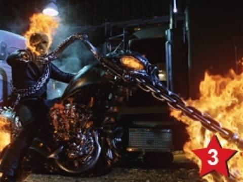 O Nίκολας Κέιτζ αρπάζει φωτιά
