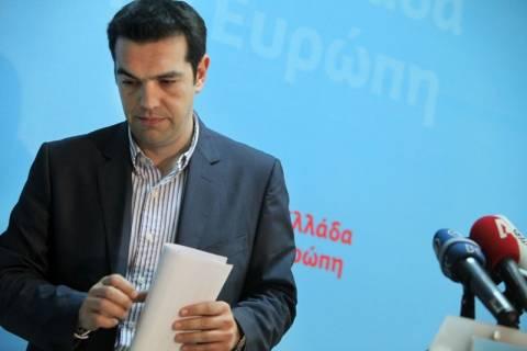 Τσίπρας: Τα κόμματα του Μνημονίου θέλουν έναν αριστερό Καρατζαφέρη