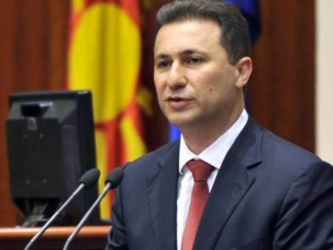 Ο Γκρούεφσκι επαναφέρει την ένταξη της ΠΓΔΜ στο ΝΑΤΟ