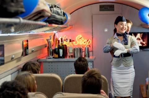 Η πρώτη gay αεροπορική εταιρεία