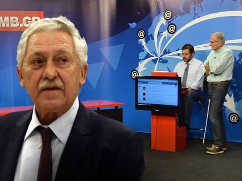 Φ. Κουβέλης: Οικουμενική κυβέρνηση με συμμετοχή  του ΣΥΡΙΖΑ