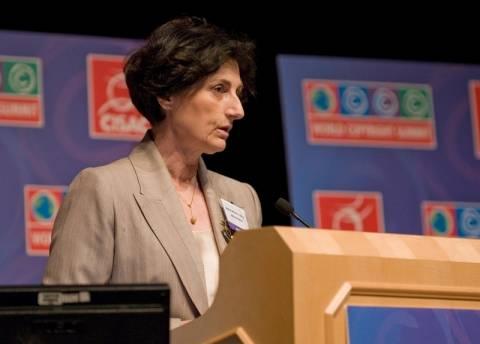 Διάλεξη στην Αθήνα από την Αντιπρόεδρο της World Bank