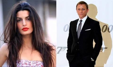 Τ. Σωτηροπούλου – Η ελληνίδα που θα κάνει ένα πέρασμα στον James Bond