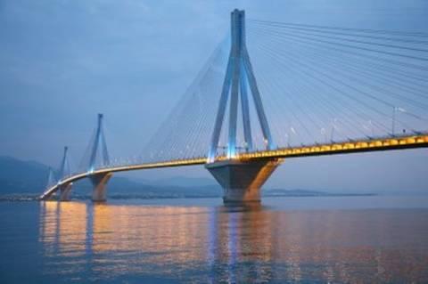 Διακοπή της κυκλοφορίας στη γέφυρα «Χαρίλαος Τρικούπης»