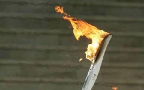 Στην Πάτρα η Ολυμπιακή Φλόγα
