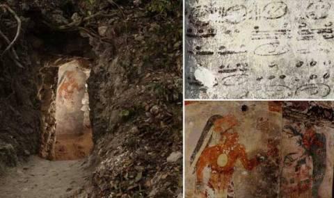 Ήρθαν στο φως τα αρχαιότερα ημερολόγια των Μάγια