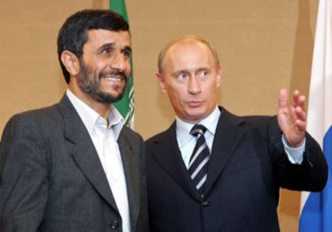 Ενίσχυση συνεργασίας των χωρών τους συμφώνησαν Πούτιν- Αχμαντινετζάντ