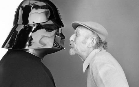 Star Wars: Σπάνιες φωτογραφίες από το αρχείο του Λούκας