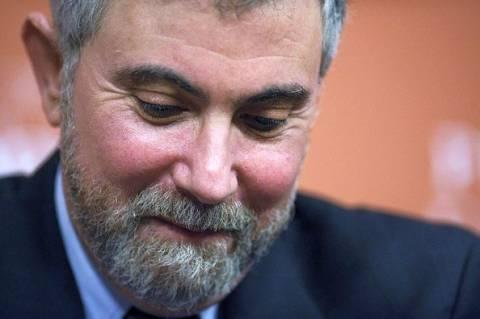 Κρούγκμαν: H έξοδος της Ελλάδας από το ευρώ θα σημάνει το τέλος του