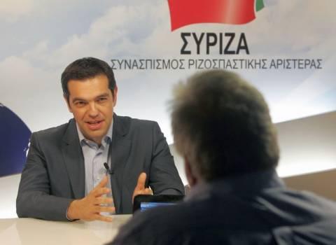 Αλ. Τσίπρας: Εντός ευρώ, αλλά όχι Σπιναλόγκα της Ευρώπης