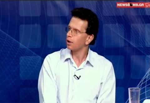 Γ. Μαρινόπουλος: Χάσαμε το 80% της αξίας ομολόγων