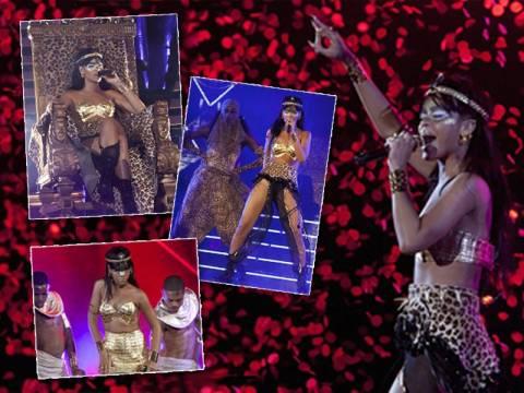Η βασίλισσα της Αιγύπτου είναι η… Rihanna!
