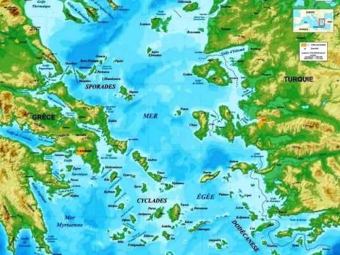Τουρκική πρόκληση: «Τα νησιά του Αιγαίου είναι υπό ελληνική κατοχή»