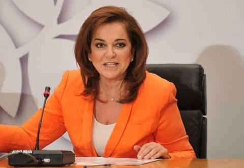 Μπακογιάννη: Συνεργασία των δυνάμεων που θέλουν την Ελλάδα στο ευρώ