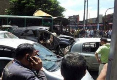 Έκρηξη με νεκρούς σε λεωφορείο στην Κολομβία