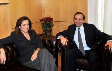 «Ψήνεται» συμφωνία Σαμαρά-Ντόρας
