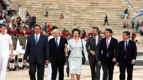 Ντροπή: «Χρεοκόπησαν» και την Ολυμπιακή φλόγα