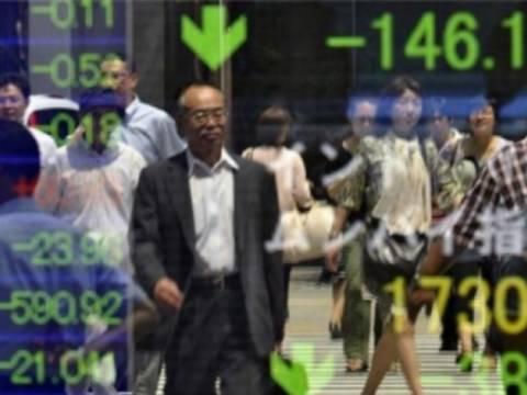Στο «κόκκινο» το χρηματιστήριο του Τόκιο!