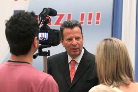 Γ. Κύρτσος: Ο ΛΑΟΣ θα κατέλθει αυτόνομα στις εκλογές