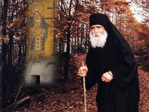 Ο γέρων Παΐσιος, η προφητεία και ο τάφος του Κωνσταντίνου