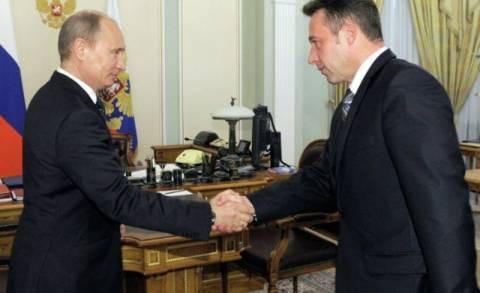 Εργοδηγός ο εκπρόσωπος του Πούτιν στα Ουράλια