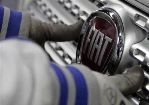 Η Fiat εφαρμόζει την εκ περιτροπής εργασία