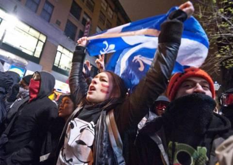 Καναδάς: Σφοδρές αντιδράσεις από τον περιορισμό των διαδηλώσεων