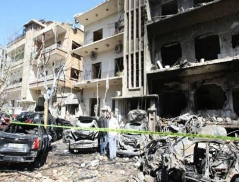 Έκρηξη παγιδευμένου αυτοκινήτου στη Συρία