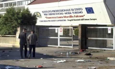 Ιταλία: Θρήνος από έκρηξη  βόμβας -Μια μαθήτρια νεκρή (βίντεο)