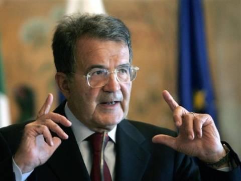 Πρόντι: Αν βγει η Ελλάδα από το ευρώ θα διαλυθούν όλα