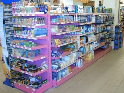 «Άδειασε» σουπερμάρκετ στη Νέα Σμύρνη
