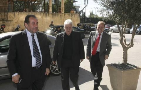 Έκλεισαν την πόρτα στο ΠΑΣΟΚ Αλ. Παπαδόπουλος - Γ. Φλωρίδης