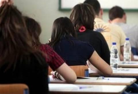 Πανελλαδικές εξετάσεις: Το θέμα της έκθεσης στα ΕΠΑΛ