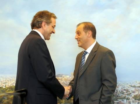 Προσχώρησαν στη ΝΔ Βελόπουλος-Μαρκάκης