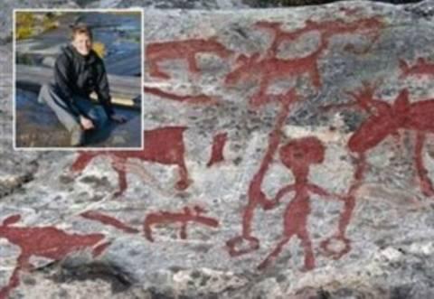 Αρχαιολόγος ανακάλυψε το προϊστορικό Facebook