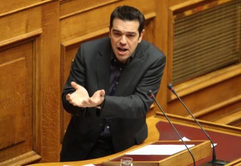Tagespiegel: «O Τσίπρας προκαλεί τη Μέρκελ»