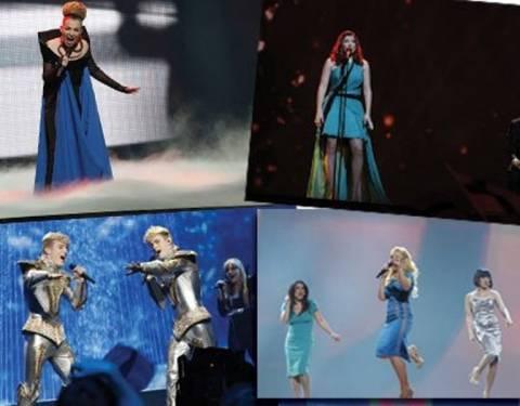 Eurovision 2012: οι πιο κακόγουστες εμφανίσεις