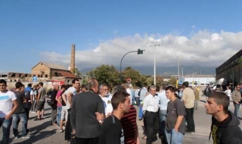 Πάτρα: Ξεκίνησε η συγκέντρωση των κατοίκων