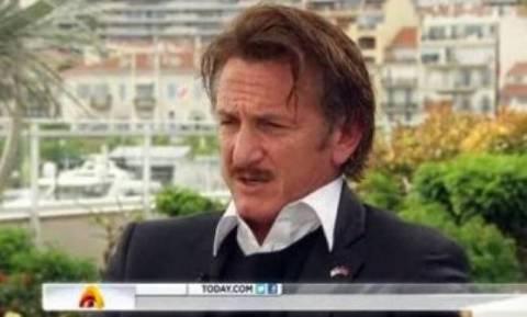 Τα δάκρυα του Sean Penn για την Αϊτή