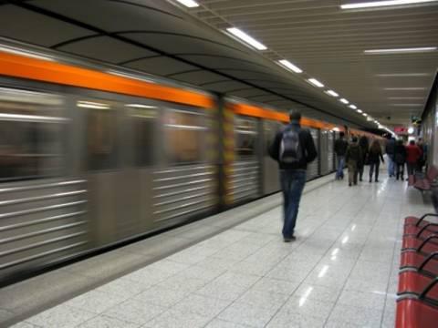 Απεργιακές κινητοποιήσεις για τους εργαζόμενους στο Μετρό