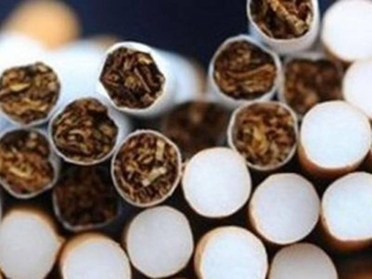 Βρέθηκαν 65.000 λαθραία πακέτα τσιγάρων σε φορτηγό στις Σέρρες!
