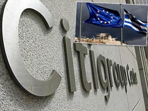 Citigroup: Έξοδος της Ελλάδας από το ευρώ την 1.1.2013