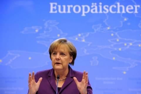 Μέρκελ: Δεν έχει νόημα να βασίζουμε τα πάντα στα ευρωομόλογα
