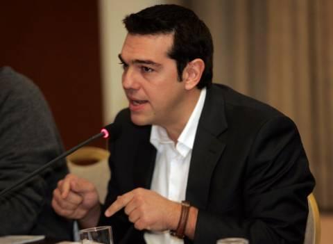Τσίπρας: Αν η Ελλάδα βγει από το ευρώ, ψάξτε τον επόμενο
