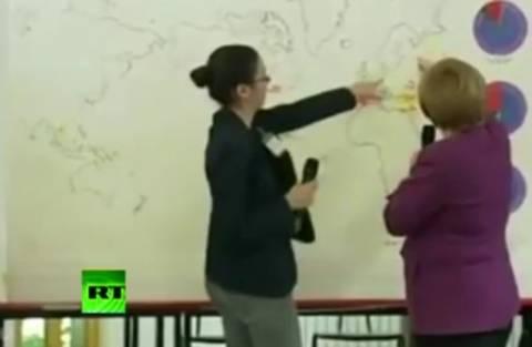 Βίντεο: Η Μέρκελ δεν ξέρει πού «πέφτει» το Βερολίνο