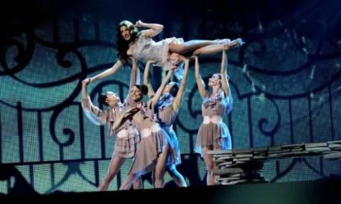 Eurovision 2012: Η Η. Αδάμου «άναψε φωτιές» στο Crystal Hall