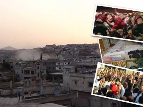 Σφαγή παιδιών στη Συρία